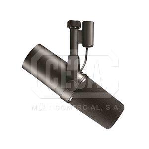 MICROFONO DINAMICO VOCAL SHURE P/ESTUDIO