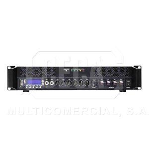 AMPLIFICADOR SOUNDTRACK 180W, 4ZONAS ,SD,FM,BT