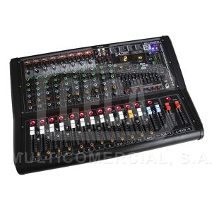 CONSOLA  SOUNDTRACK  ,12CH,MP3,INTFACE,BT,USB.
