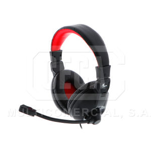 GAMING HEAD SET XTH-500 XTECH  VORACIS DUAL 3.5MM